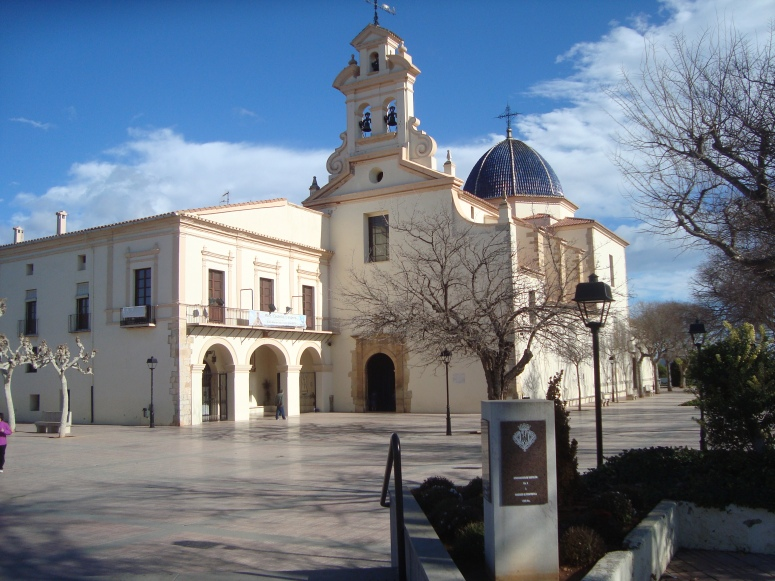 5. BASÍLICA DE NUESTRA SEÑORA DEL LLEDÓ (CASTELLÓN)