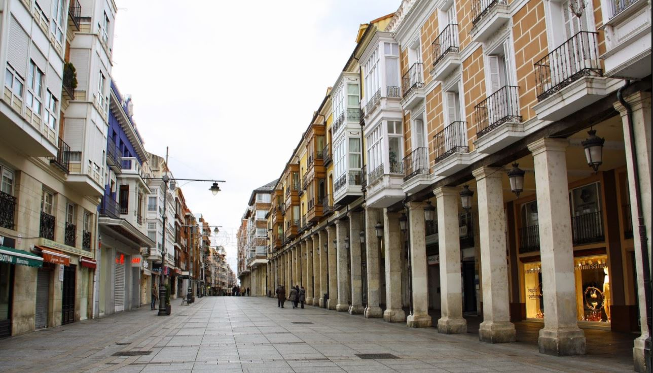 5. CALLE MAYOR DE PALENCIA