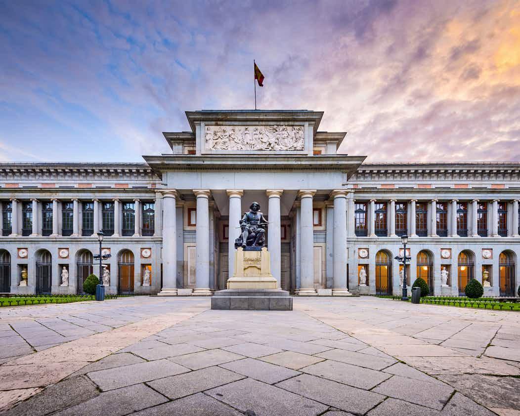 5. MUSEO DEL PRADO (MADRID)