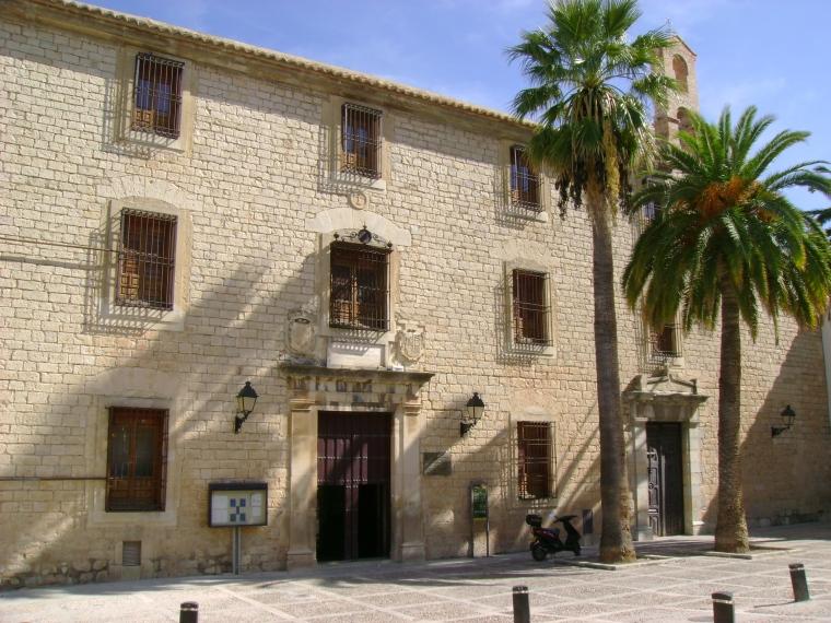 5. PALACIO DE VILLARDOMPARDO (JAÉN)