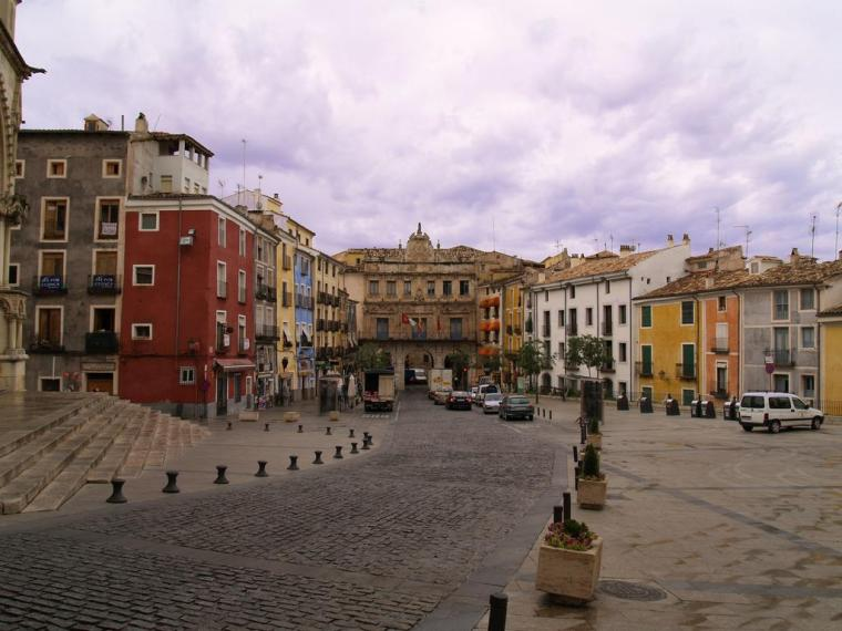 5. PLAZA MAYOR CUENCA
