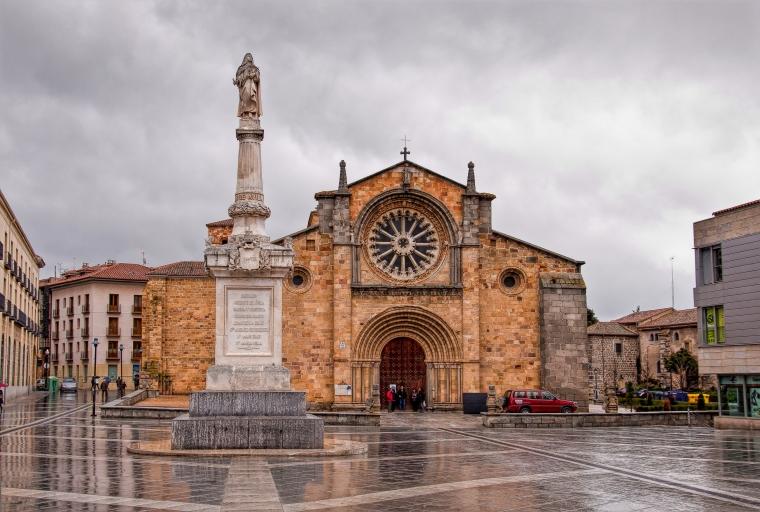 7. IGLESIA DE SAN PEDRO (ÁVILA)