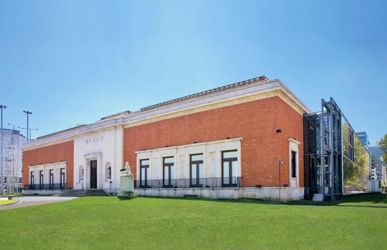 8. MUSEO DE BELLAS ARTES (BILBAO)