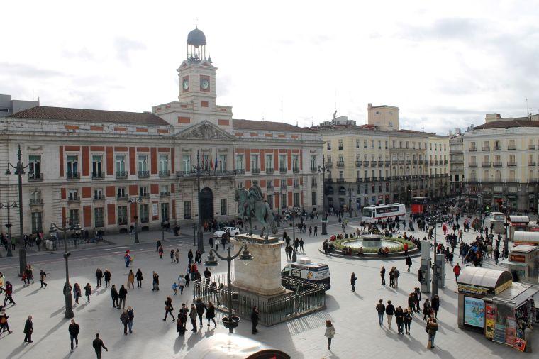 8. PUERTA DEL SOL 2 (MADRID)