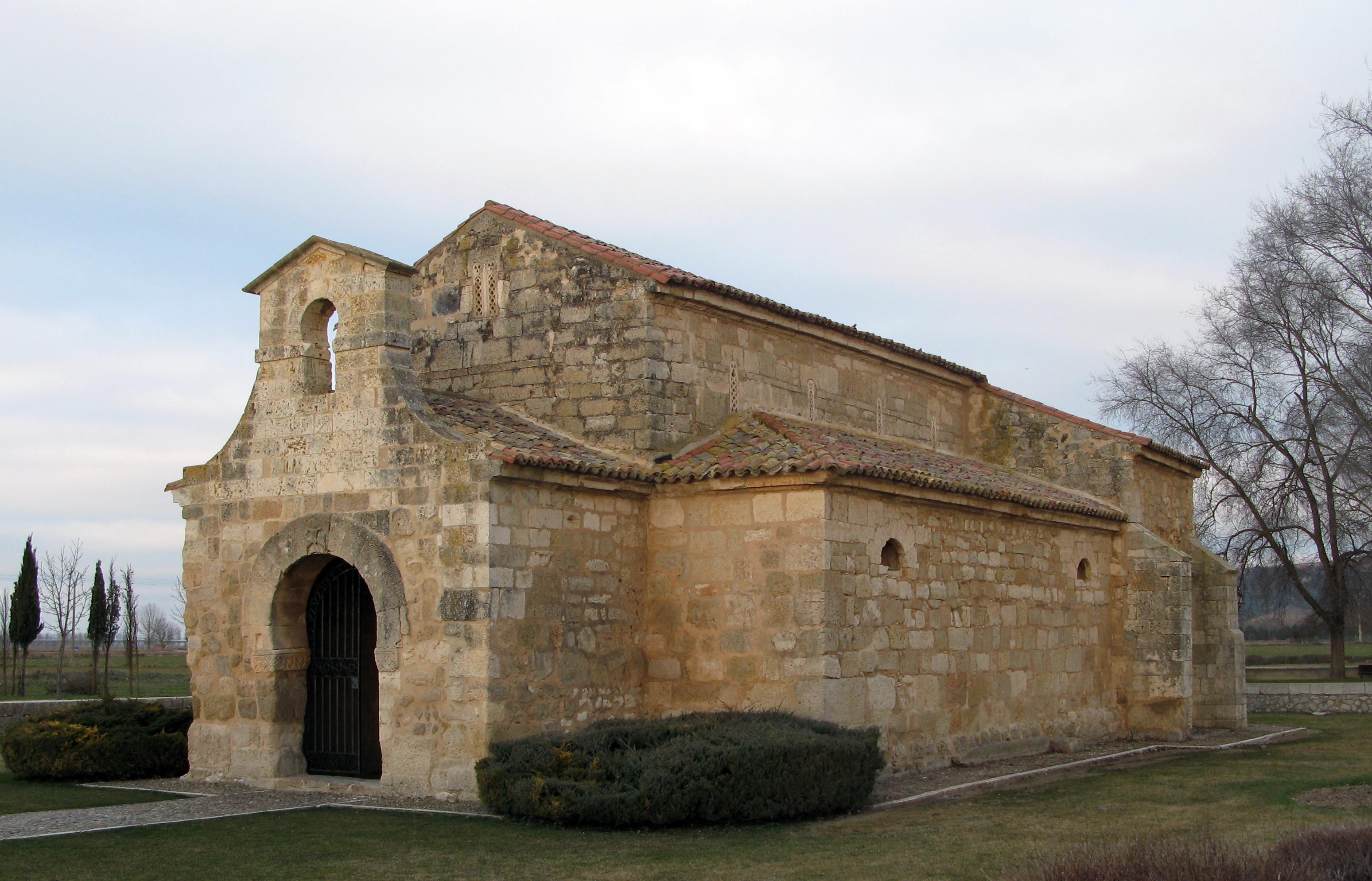 9. BASÍLICA DE SAN JUAN DE BAÑOS (PALENCIA)