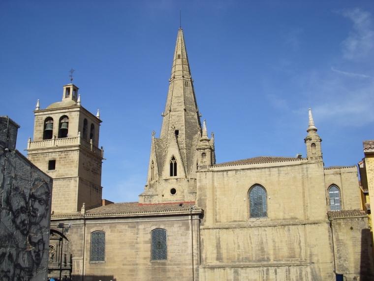 9. IGLESIA DE SANTA MARÍA DE PALACIO (LOGROÑO)