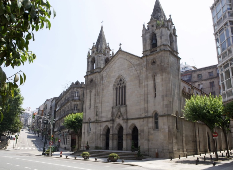 9. IGLESIA DE SANTIAGO (VIGO)