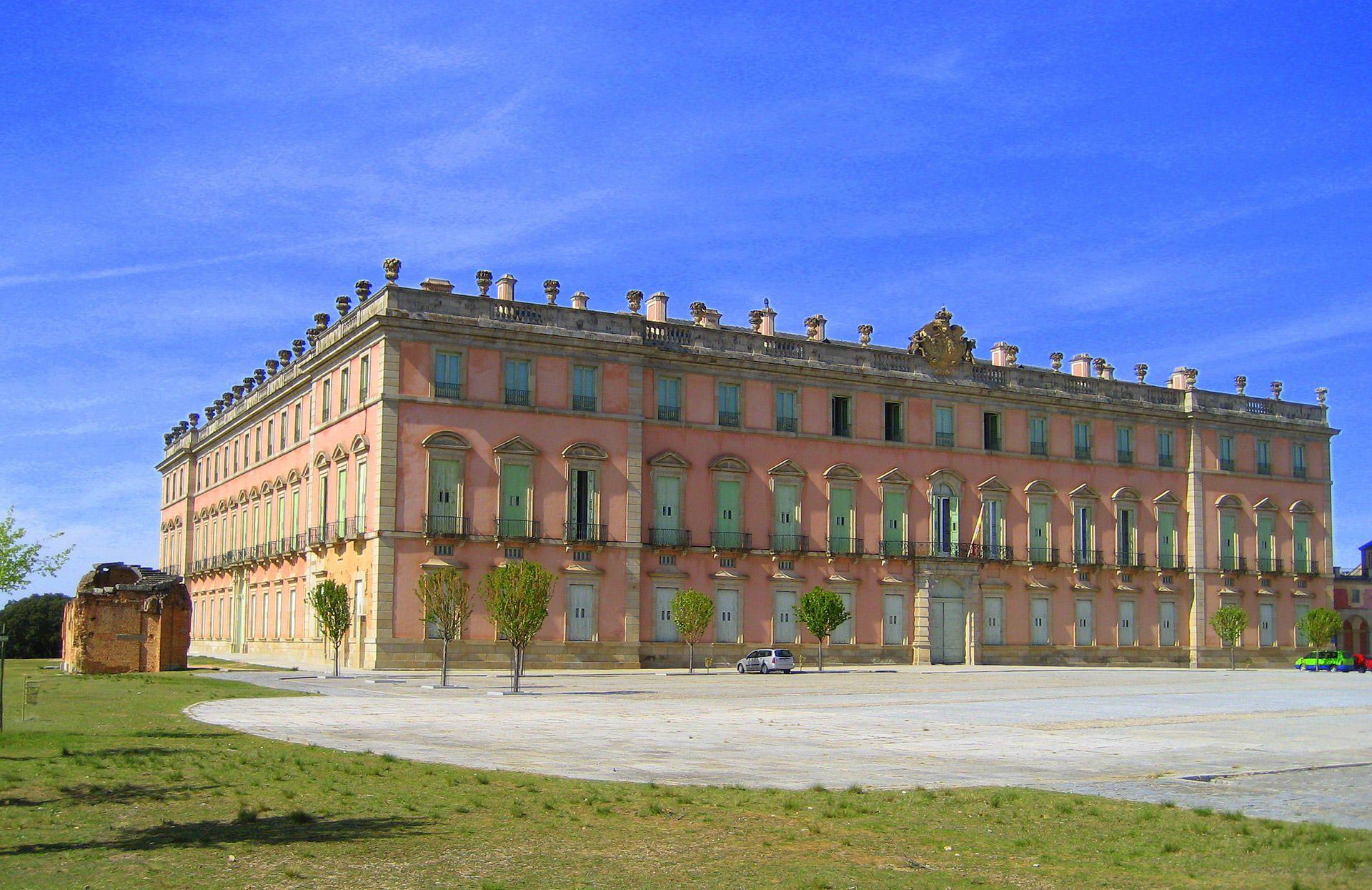 9. PALACIO DE RIOFRÍO (SEGOVIA)
