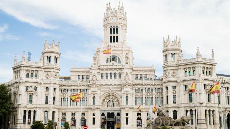 AYUNTAMIENTO DE MADRID 3