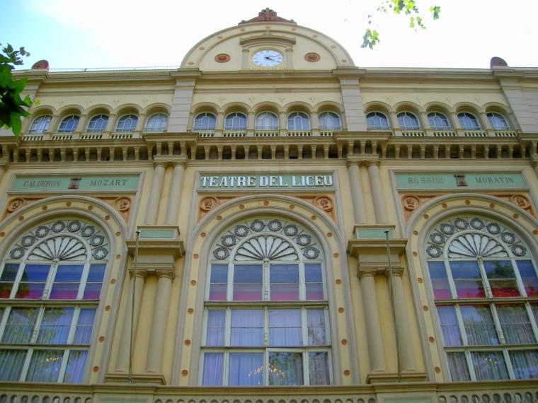 GRAN TEATRO DEL LICEU (BARCELONA) 4