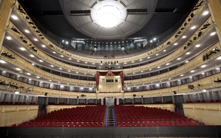TEATRO REAL DE MADRID 2