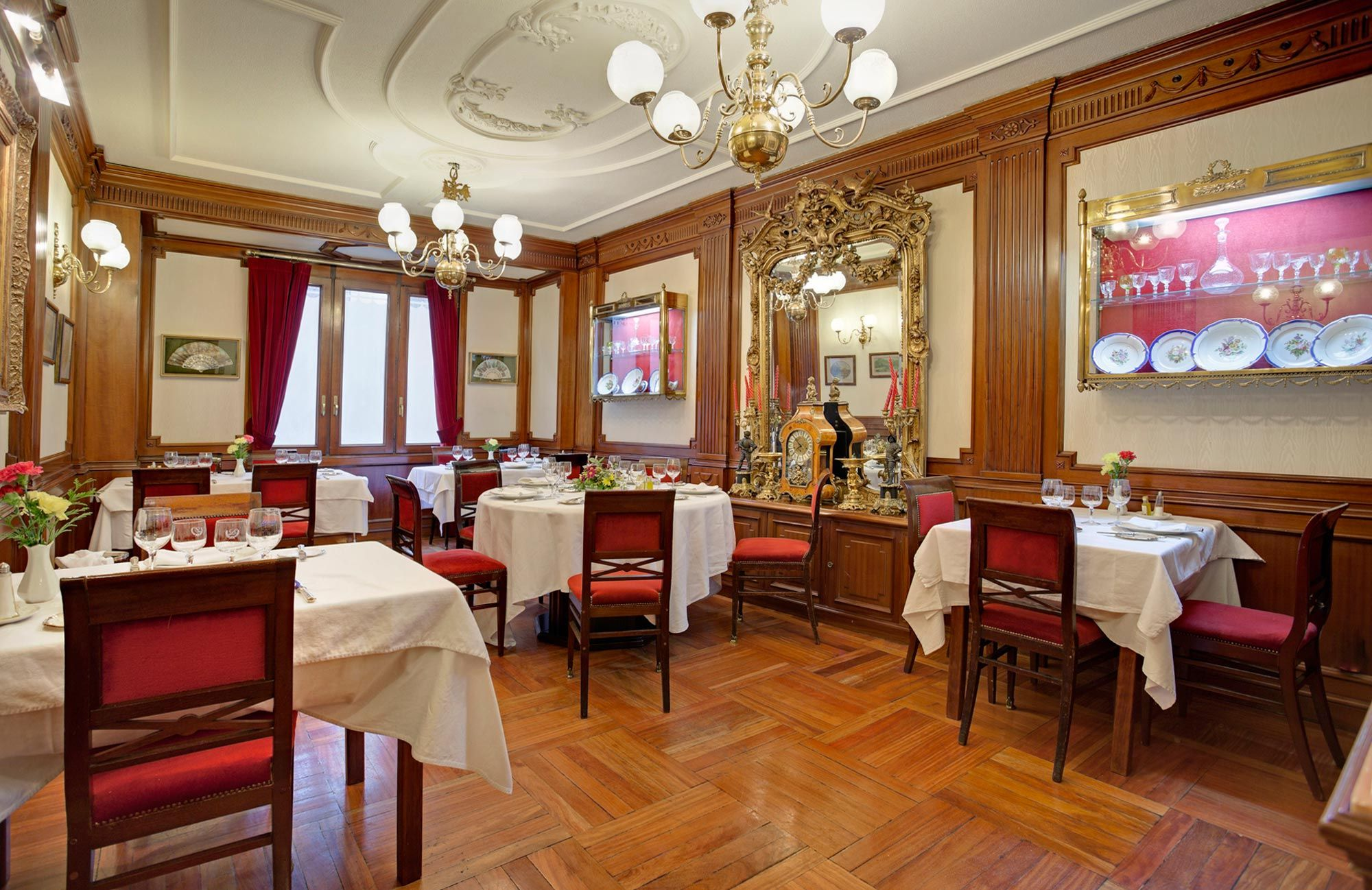 LHARDY (MADRID) INTERIOR